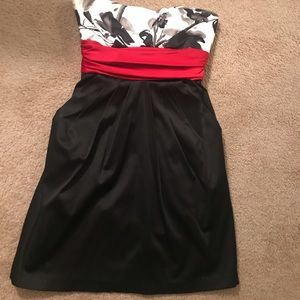 LoveCulture Strapless cocktail dress